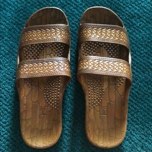 Shoes - Brown Hawaiian Imperial sandals